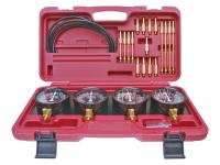 Shop Scooter Maintenance Tools - Carburetor synchronizer kit Buzzetti for engines with up to 4 cylinders