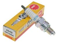 NGK Scooter, Moped, Motorcycle Performance Spark Plugs CR7HSA by NGK Spark Plugs
