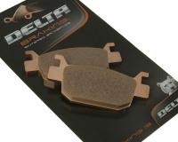 brake pads Delta Braking sintered DB2129RDN