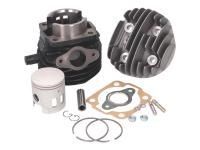 cylinder kit DR 75cc 47mm 10TR for Vespa V50, Special, PK, Ape 50