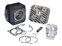 cylinder kit DR Evolution 70cc 48mm for Piaggio AC