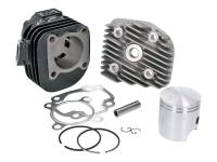 cylinder kit DR Evolution 70cc 47mm for Minarelli horizontal AC