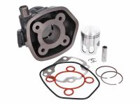 cylinder kit DR Evolution 50cc 40mm for Minarelli horizontal LC