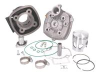 cylinder kit DR Evolution 70cc 48mm for Piaggio LC