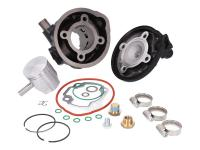 cylinder kit DR Evolution 70cc 47mm for Minarelli horizontal LC