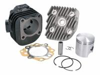 cylinder kit DR 70cc 47mm inclined, 12mm for Keeway RY6 50 -2008