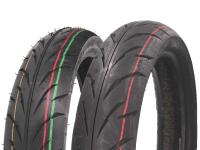 Duro Tires Scooter Swap Kit Sale Duro HF918 100/80-17 & 130/70-17 Replacement Duro Scooter & Moped Tire Everyday Shop Specials