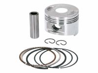piston set 125cc incl. rings, clips and pin for Beeline Memory 125