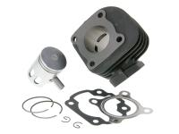 Minarelli 101 Octane Scooter Cylinder Kit 50cc 10mm piston pin for Minarelli Horizontal Scooter Engines AC