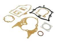"Complete Engine Gasket Set for 10"" wheel Scooters for Daelim, SYM Fiddle, SYM Fancy, Kymco ZX 50, Kymco Dio, by 101 Octane Replacement Scooter Parts"