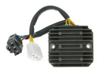 Honda Scooter Stock Parts Shop OEM Replacement Electrical Regulator Rectifier for Honda SH 125i, Honda SH 150i, PES 125i, 150i Maxi-Scooters