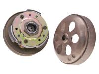 clutch pulley assy with bell for Piaggio 125