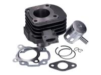 IE40QMB Minarelli Moped Parts -  Cylinder Kit 50cc for IE40QMB 2T Engines Motowell, Tauris inclined, 10mm