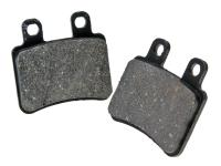 brake pads for Italjet Jet-Set, Peugeot Elystar, Yamaha DT