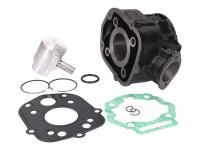 Piaggio 101 Octane Parts - Replacement Cylinder Kit 50cc for Aprilia, Piaggio, Derbi D50B0 Moped & Motorbike Engines