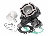 101 Octane Brand Scooter Parts - 50cc Replacement Cylinder Kit for Peugeot Speedfight 3/4 LC, Peugeot Jet Force C-Tech 2013- Scooters
