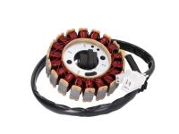 - GY6 101 Octane Parts For Scooters Shop - GY6 150cc Electrical Parts Alternator Stator 18-coil d=93mm for 152QMI 152QMJ 157QMI 157QMJ 4T China Engines