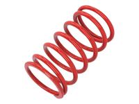 torque spring Malossi red K13.7 / L126mm for Yamaha T-Max 500, 530