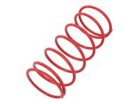 torque spring Malossi MHR red +35% for Piaggio ZIP