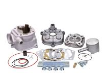 Malossi MHR Performance Parts For Motorbikes - Big Bire Race Cylinder Kit Malossi MHR Team Modular 79cc for Derbi EBE, EBS Engines, Derbi Senda, Derbi GPR