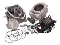 cylinder kit Malossi Power Cam 218cc 75.5mm for Aprilia SR Max, Nexus, Piaggio, Vespa 125ie 4T 4V Euro3
