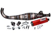 Shop MVT Scooter & Moped Racing Exhaust Systems - Exhaust MVT SP2 S-Race for Peugeot 103 SPX, Peugeot RCX
