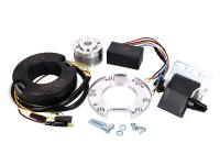Shop MVT Premium Inner Rotor Ignition Systems - MVT Advanced Electronics Premium Rotor w/ light for Minarelli AM6 -2003