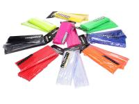 spoke cover set VOCA 215mm front, 190mm rear - 38 pcs each - various colors