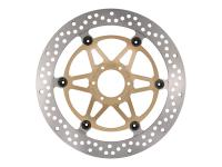 brake disc NG floating type for Honda CBR XX 1100 (97-98) front