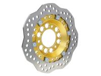 brake disc NG 220mm for China Scooter 4-stroke GY6 125, 150