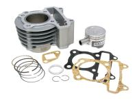 Naraku 70cc QMB139 Cylinder Kit V.2 Big Bore 72cc for GY6, Kymco 50cc 2V, 139QMB scooters