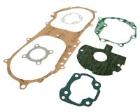 1E40QMB Naraku Performance Scooter Parts Minarelli China 2T 1E40QMB Complete Engine Gasket Set for CPI, Keeway, MuZ, TNG, United Motors, Vento Scooters