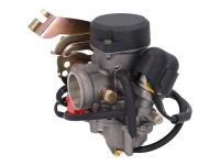 Maxi Scooter Naraku Racing HP Carburetor 30mm for 125cc - 300cc Maxi Scooter High Performance