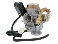 GY6 Naraku Carburetor V.3 for 50cc - 90cc 4-stroke 139QMB, GY6 50, QMB139 Scooters HQ Naraku Performance Parts