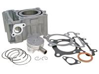 cylinder kit Naraku 125cc 52mm for Yamaha X-Max, YZF, WR 125