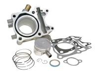 cylinder kit Naraku 125cc 52.4mm for Honda SH 125i 4T eSP 13- JF41