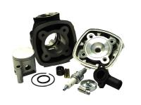 Racing, cast iron,  cylinder kit Polini Corsa 68 cc