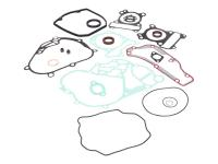 engine gasket set OEM w/ oil seal rings for Aprilia, Benelli, Derbi, Peugeot, Piaggio, Vespa 125-200