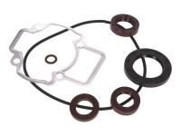 engine gasket set OEM for Derbi, Piaggio, Vespa 50cc 2-stroke AC