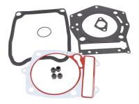Piaggio Genuine Scooter Shop Parts by Piaggio Group OEM Cylinder Gasket Set Replacement for Piaggio Beverly, MP3, X8, X-Evo 400cc Piaggio Maxi-Scooters