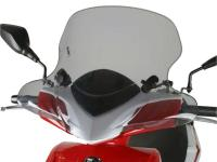 windshield Puig City Touring smoke universal