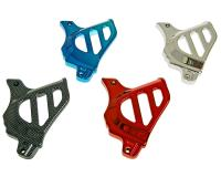 Scooter Tuning & Motorbike Custom Accessories Shop Full Line of TNT Front Sprocket Cover Upgrades Various Colors for Minarelli AM, Generic, KSR-Moto, Keeway, Motobi, Ride, 1E40MA, 1E40MB