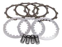 clutch plate set Top Performances reinforced (4-Discs) for Minarelli AM, Generic, KSR-Moto, Keeway