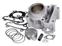 cylinder kit Top Performances 125cc 52mm for Yamaha X-Max, YZF, WR 125
