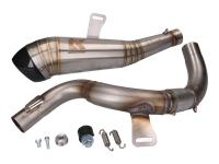 exhaust Turbo Kit GP Line for KTM RC 125 11-16
