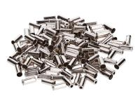bowden cable end cap metal 4mm 300 pieces