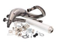 exhaust Yasuni Cross ML MAX aluminum for Yamaha DT50, MBK X-Limit, Peugeot, Malaguti, Motorhispania