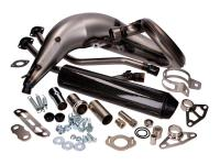 exhaust Yasuni Cross ML MAX carbon for Yamaha DT50, MBK X-Limit, Peugeot, Malaguti, Motorhispania