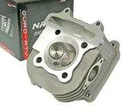 GY6 Naraku Performance 59mm Cylinder Head 160-180cc for QMI152, QMI157, QMJ152, QMJ157, GY6 engines