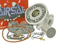 Kymco Airsal Scooter Performance Aluminum Cylinder Kit Airsal Sport 49.5cc 39mm for Kymco Horizontal LC Scooter Engines Kymco Super 9 50cc LC, Bet&Win 50cc LC
